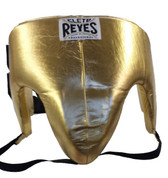 Cleto Reyes Kidney and Foul Protection Cup - Gold