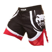 Venum Electron 2.0 MMA Fight Shorts - Black