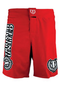Triumph United MMA Fight Shorts - Saber Red