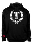 Triumph United Icon Supra Pull Over Hoodie - Black