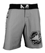 Bad Boy Legacy MMA Fight Shorts - Charcoal