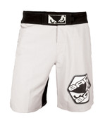 Bad Boy Legacy MMA Fight Shorts - White
