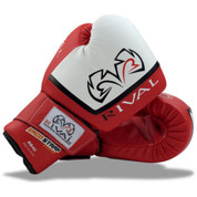 Rival Fitness Bag Gloves - Red