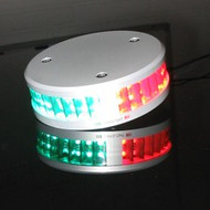 Tri-Color 1 nm LED Light for (Vessels under 40 FT)