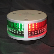 Tri-Color w/ Anchor Light 2 nm (Vessels 40-65 FT)