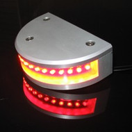 180º Red Half Circle Light (Vessels 65-165 FT)