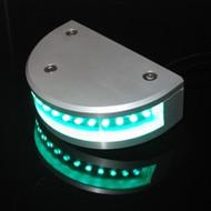 180º Green Half Circle Light (Vessels 65-165 FT)