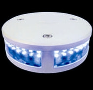 Blue Strobe Light 360º