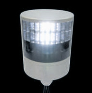 Stern Light Round LED 3 nm (Vessels over 165 FT)