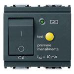 1P+N C6 RCBO 120V-230V 10mA Circuit Breaker Idea