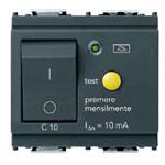 1P+N C10 RCBO 120V-230V 10mA Circuit Breaker Idea
