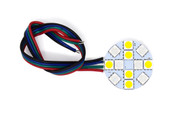 Phobos 12SMD White/Blue