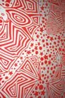 Tarnikinni Cotton Drill Fabric - Bright Red