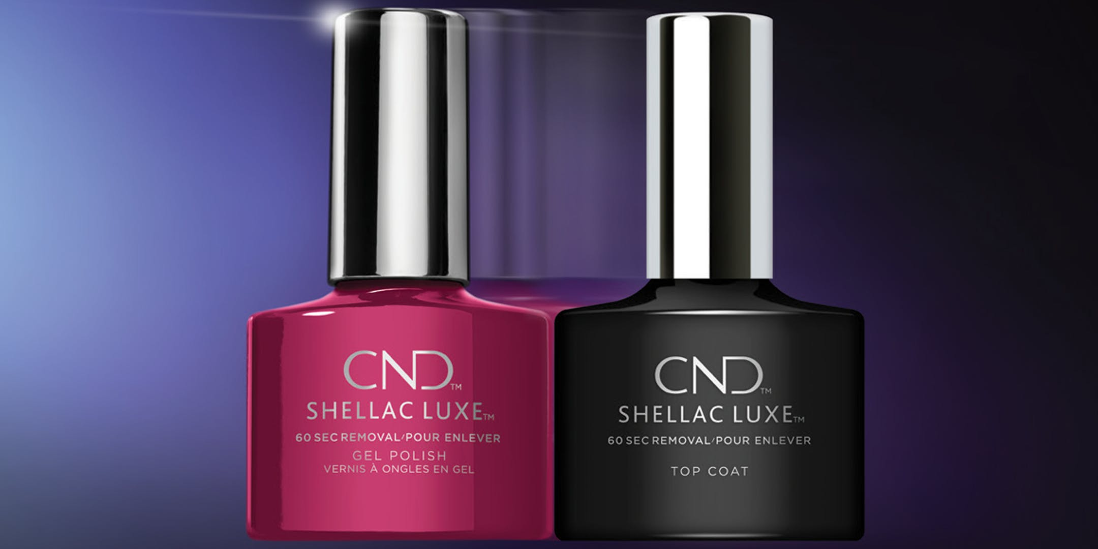 BRAND NEW CND LUXE