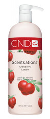 CND Scentsations Lotion - Cranberry (31 oz)