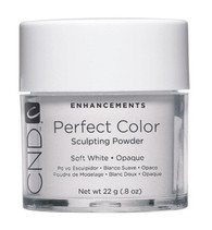 CND Soft White Powder - Opaque (.8 oz)