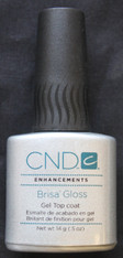 CND Brisa Gloss Gel Top Coat (.5 oz)