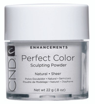 CND Natural Powder - Sheer (.8 oz)