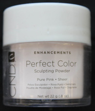 CND Pure Pink Powder - Sheer (.8 oz)