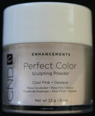 CND Cool Pink Powder - Opaque (.8 oz)
