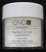 CND Natural Powder - Sheer (3.7 oz)