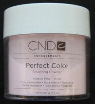 CND Intense Pink Powder - Sheer (3.7 oz)