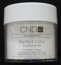 CND Pure White Powder - Opaque (3.7 oz)