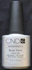 CND Brisa Gel Paint - Pure White Opaque (.43 oz)
