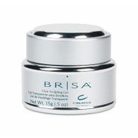 CND Brisa Sculpting Gel - Clear (.5 oz)