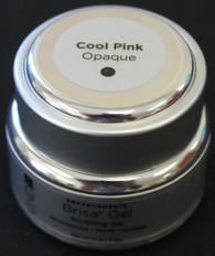 CND Brisa Sculpting Gel - Cool Pink Opaque (.5 oz)
