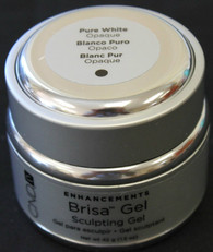 CND Brisa Sculpting Gel - Pure White Opaque (1.5 oz)