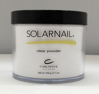 CND SolarNail Clear Powder 3.7 oz