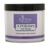 EZ Flow - A Polymer Pink Powder (8 oz)