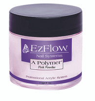 EZ Flow A- Polymer Pink Powder (4 oz)