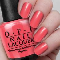 OPI Nail Polish - I Eat Mainly Lobster (T30)