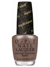 OPI It's All San Andreas's Fault (Liquid Sand)