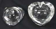 Glass Holder (Heart) - large