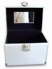 Aluminum Cosmetic Case (Large)