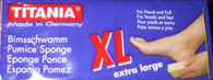 Titania XL Pumice Sponge