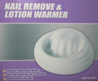 Nail Remove & Lotion Warmer