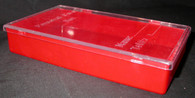 Personal Care Box (Red)