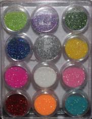 Nail Art (glitter)