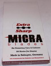 Corn Blades - Micra Extra Shrp (100 pcs)