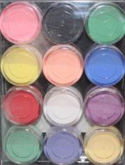 Color Powder Kit (12 colors)
