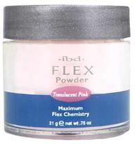 IBD Flex Transulent Pink Powder (.75 oz)