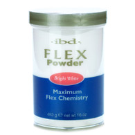 IBD Flex Crystal Clear Powder (16 oz)