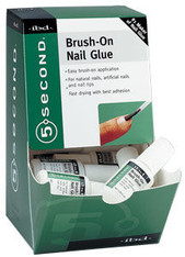 IBD 5-Second Brush-On Nail Glue (12 pack)
