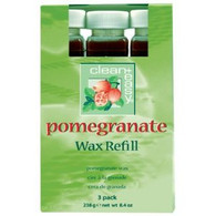 Clean & Easy Pomegranate Wax Refill Large (3 pack)