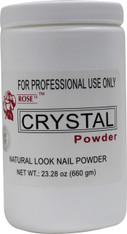 Rose Acrylic Powder - Crystal (23.28 oz)