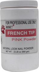 Rose Acrylic Powder - French Tip Pink (23.28 oz)